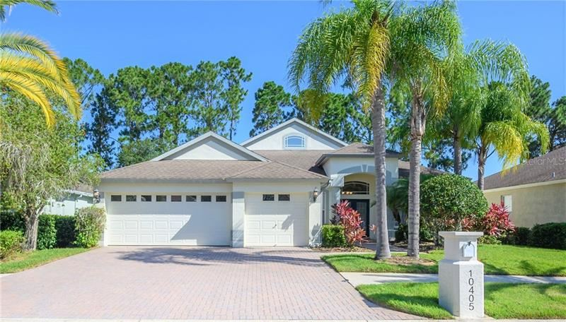 10405 CANARY ISLE DRIVE, Tampa, FL 33647 - #: T3248781