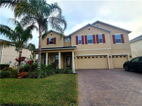 Photo of 12255 STONE BARK TRAIL, ORLANDO, FL 32824 (MLS # O5919783)