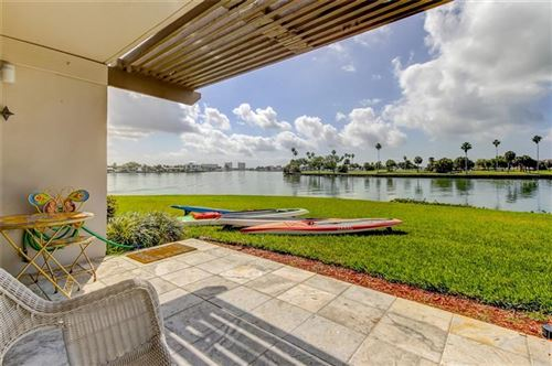 Photo of 450 TREASURE ISLAND CAUSEWAY #108, TREASURE ISLAND, FL 33706 (MLS # U8080783)