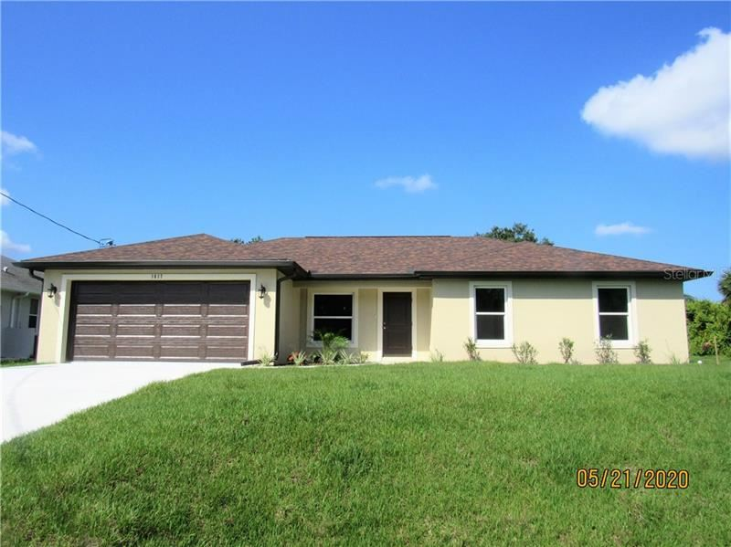1617 N LAVINA STREET, North Port, FL 34286 - #: A4467783