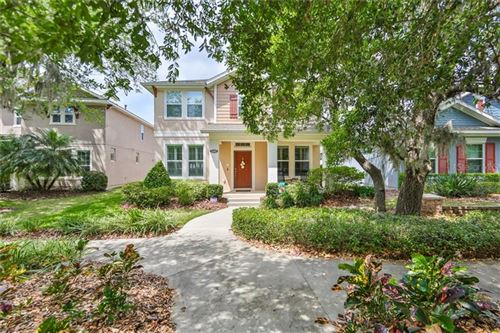 Photo of 5405 MATCH POINT PLACE, LITHIA, FL 33547 (MLS # T3301784)