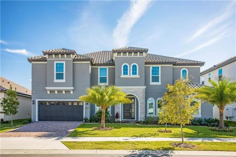 8096 LUDINGTON CIRCLE, Orlando, FL 32836 - #: O5925784