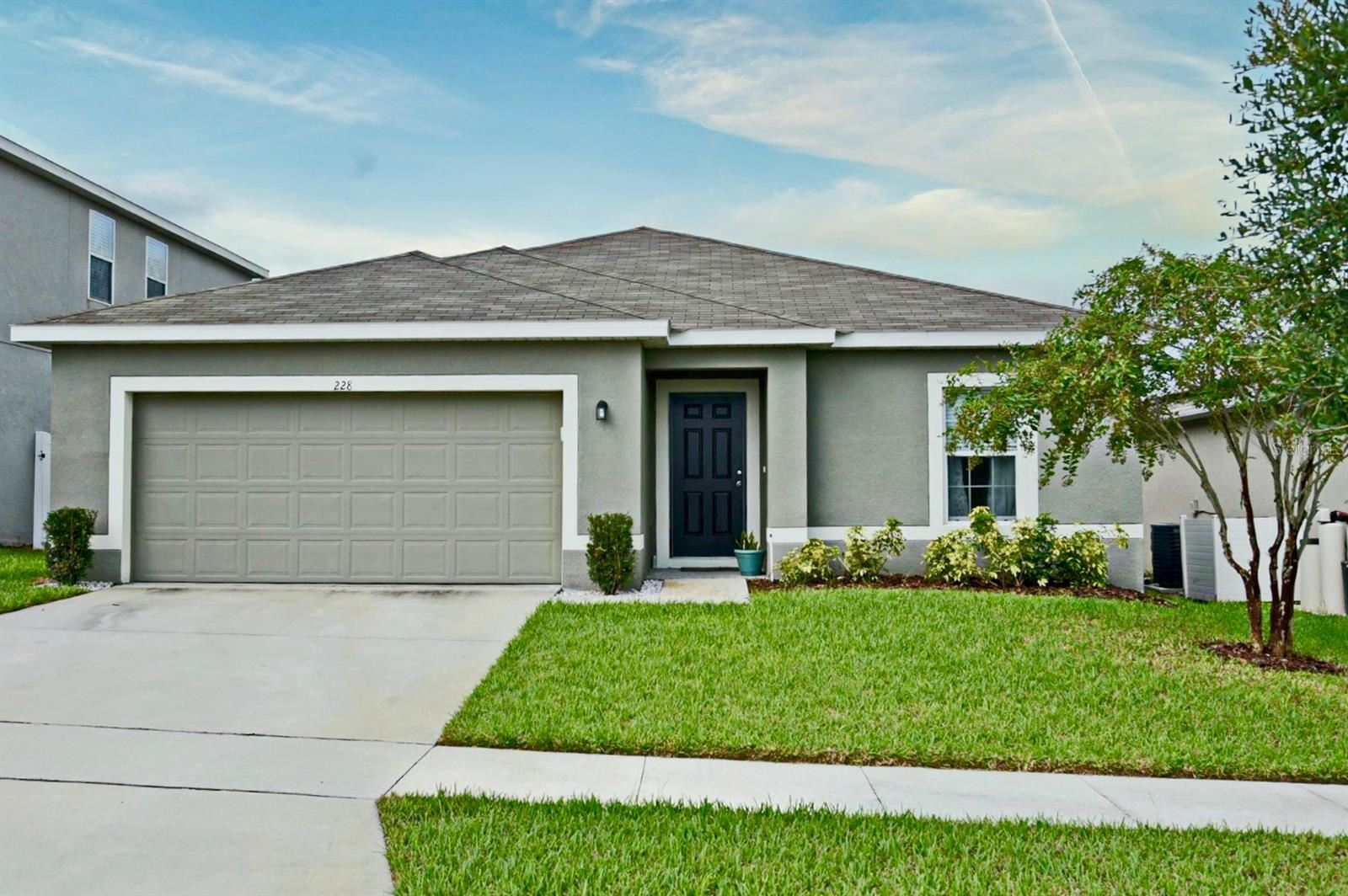 228 TANAGER STREET, Haines City, FL 33844 - #: O5974784