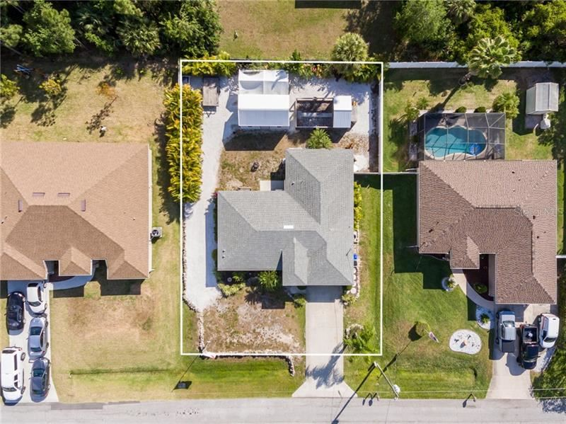 Photo of 1717 GREENTREE AVENUE, NORTH PORT, FL 34286 (MLS # A4496785)