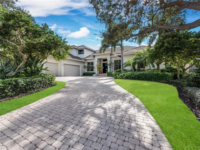 Photo of 3302 SABAL COVE LANE, LONGBOAT KEY, FL 34228 (MLS # A4488787)