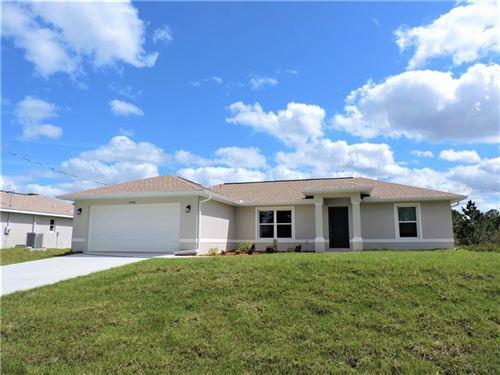 Photo of 2948 CORDOVA TERRACE, NORTH PORT, FL 34291 (MLS # C7421788)