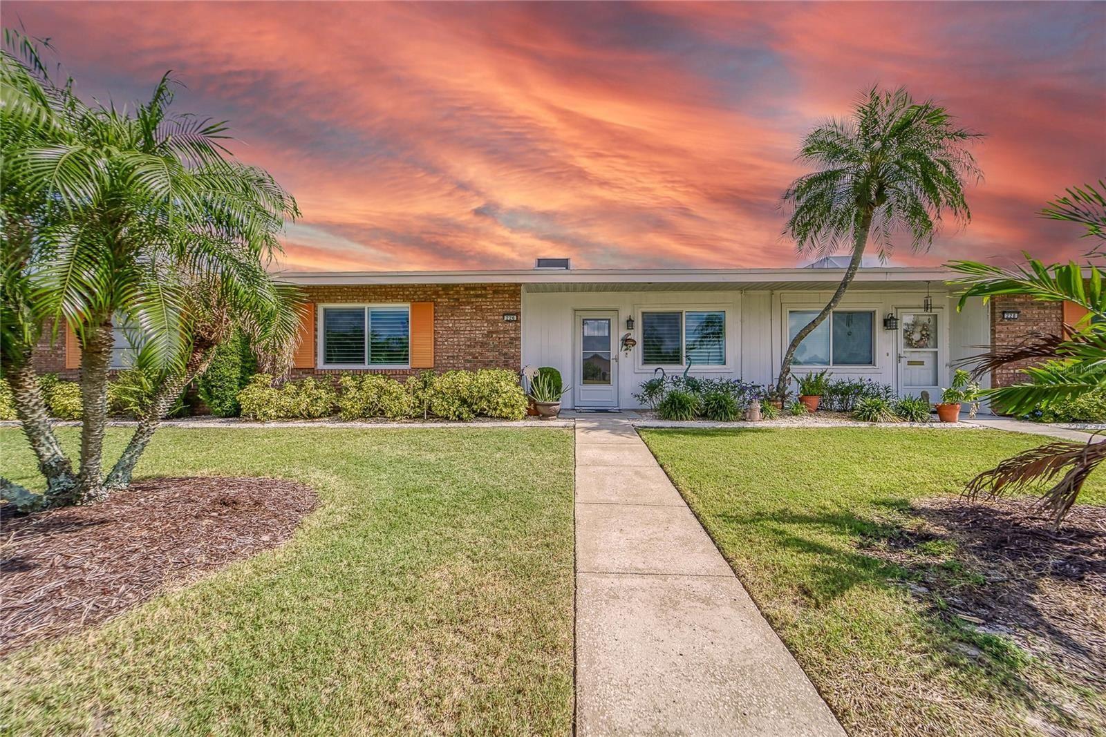 226 S PEBBLE BEACH BOULEVARD #31, Sun City Center, FL 33573 - #: T3333788