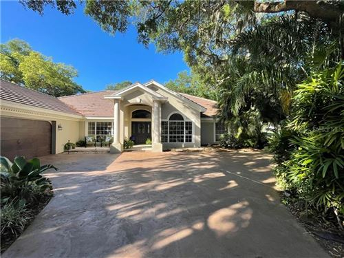 Photo of 933 BLUE HERON OVERLOOK, OSPREY, FL 34229 (MLS # A4492789)