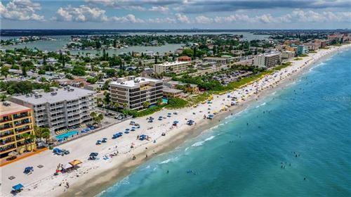 Photo of 14700 GULF BOULEVARD #102, MADEIRA BEACH, FL 33708 (MLS # T3266789)