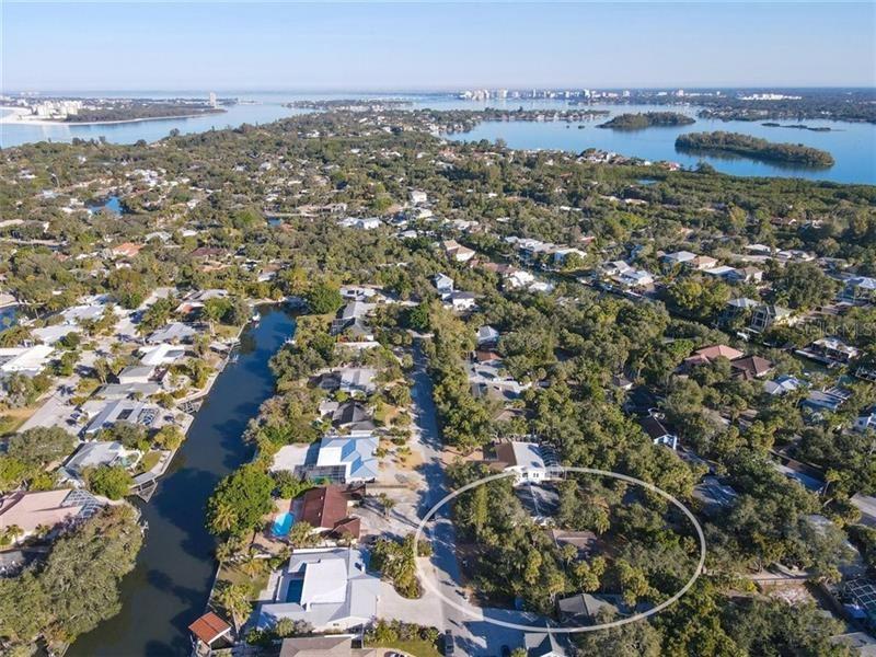 Photo of 5143 SANDY BEACH AVENUE, SARASOTA, FL 34242 (MLS # A4488789)