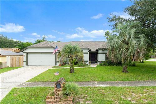 Photo of 2162 MARTINGALE PLACE, OVIEDO, FL 32765 (MLS # O5893790)