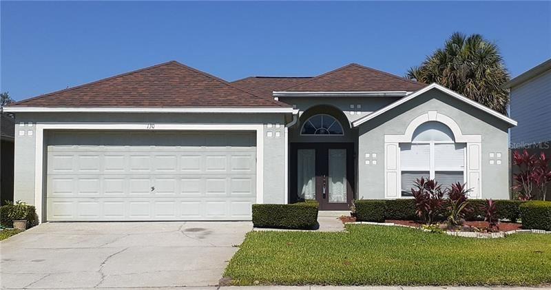 130 MONTEREY OAKS DRIVE, Sanford, FL 32771 - #: O5865790