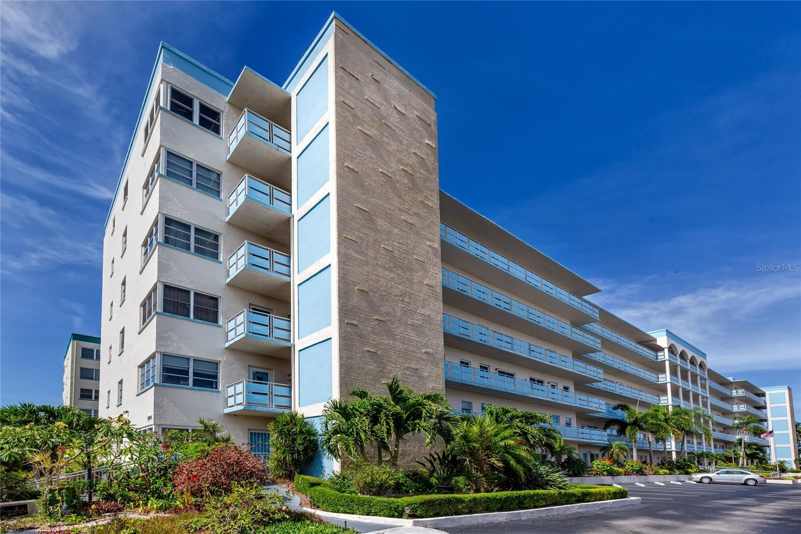 2850 59TH STREET S #603, Gulfport, FL 33707 - #: U8124791