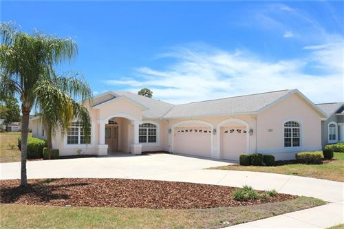 Photo of 9272 WATER HAZARD DRIVE, HUDSON, FL 34667 (MLS # W7833792)