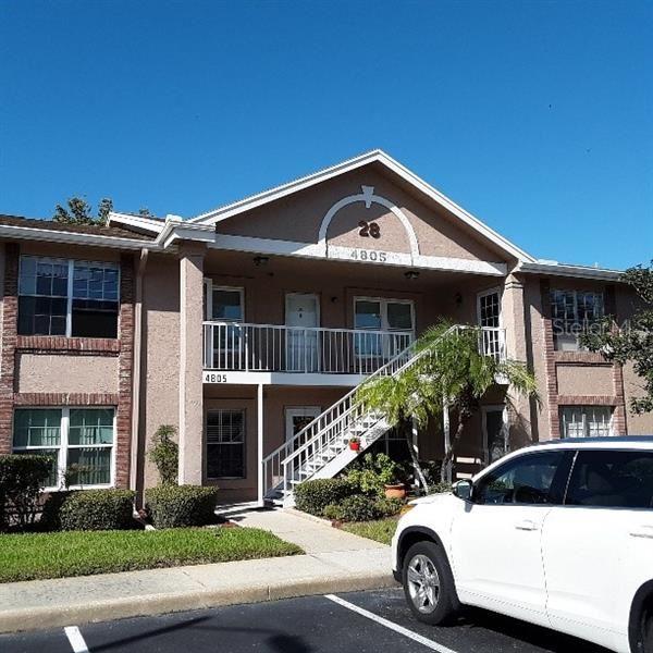 4805 SUNNYBROOK DRIVE #24, New Port Richey, FL 34653 - #: U8109792