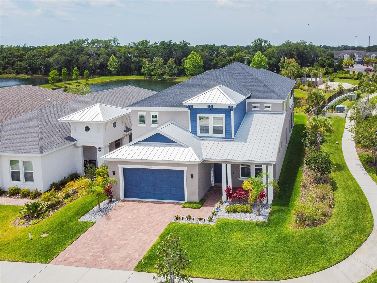 10401 ALCON BLUE DRIVE, Riverview, FL 33578 - #: T3303793