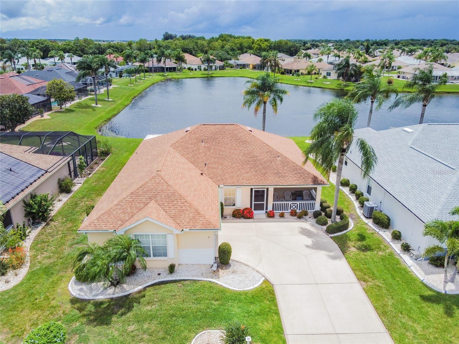 2313 EMERALD LAKE DRIVE, Sun City Center, FL 33573 - MLS#: T3315793
