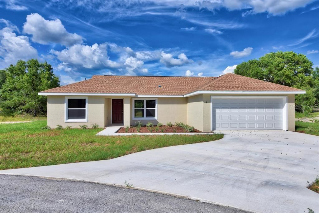 Photo for 4280 SW 128TH PLACE, OCALA, FL 34473 (MLS # OM621794)