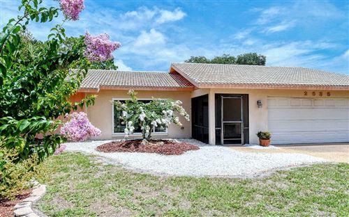 Photo of 2535 CARLISLE PLACE, SARASOTA, FL 34231 (MLS # A4504796)