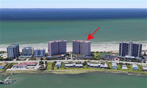Photo of 1310 GULF BOULEVARD #3D, CLEARWATER, FL 33767 (MLS # U8088796)
