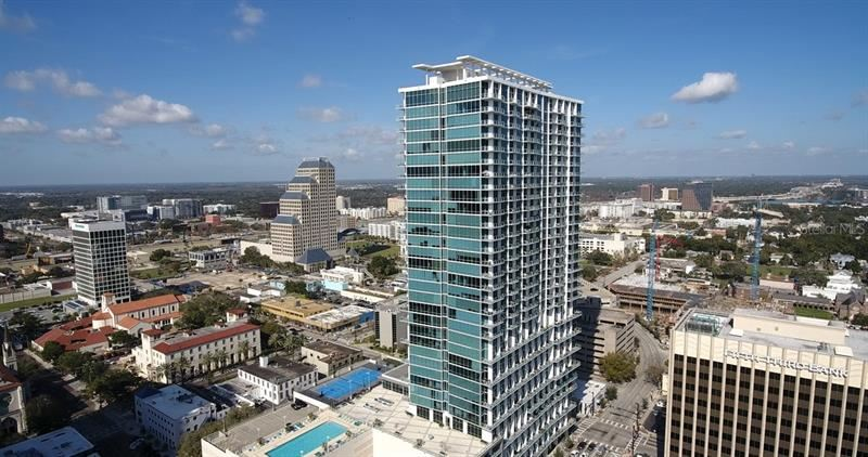 150 E ROBINSON STREET #1908, Orlando, FL 32801 - #: O5865796