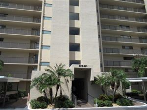 Photo of 2621 COVE CAY DR #403, CLEARWATER, FL 33760 (MLS # U7841797)