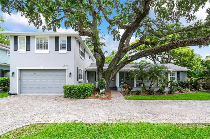 2616 W MORRISON AVENUE, Tampa, FL 33629 - MLS#: T3305798