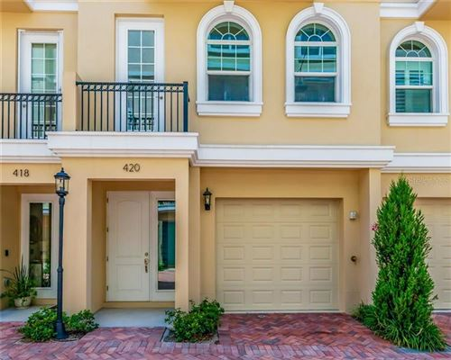 Photo of 420 REGENT LANE N, ST PETERSBURG, FL 33701 (MLS # U8059799)