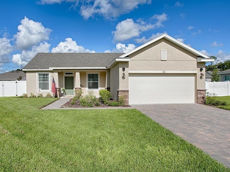 514 BIRD SONG DRIVE, Deland, FL 32720 - #: V4914799