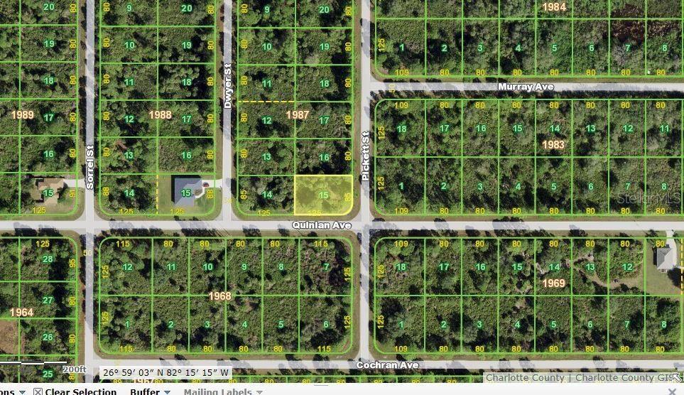 Photo of 3221 PICKETT STREET, PORT CHARLOTTE, FL 33981 (MLS # D6120801)