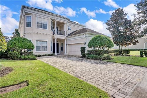Photo of 7419 GATHERING COURT, REUNION, FL 34747 (MLS # O5834802)