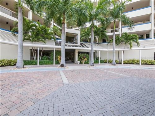 Photo of 2016 HARBOURSIDE DRIVE #316, LONGBOAT KEY, FL 34228 (MLS # A4455803)