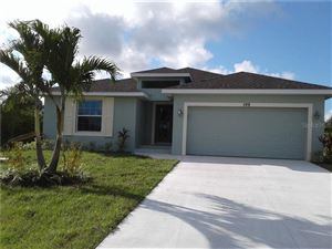 Photo of 199 WRIGHT DRIVE, ROTONDA WEST, FL 33947 (MLS # D6107803)