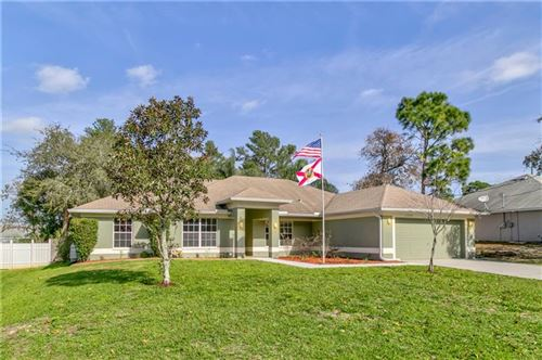 Photo of 11009 THORNBERRY DRIVE, SPRING HILL, FL 34608 (MLS # W7819804)