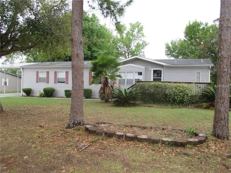 Photo for 36112 LODGEPOLE PINE DRIVE, DADE CITY, FL 33525 (MLS # T3162804)