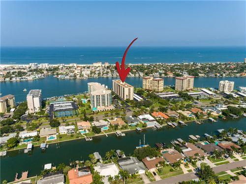 Photo of 690 ISLAND WAY #1107, CLEARWATER, FL 33767 (MLS # U8131805)