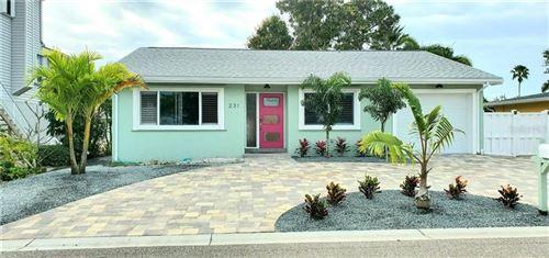 Photo of 231 174TH AVENUE E, REDINGTON SHORES, FL 33708 (MLS # A4480806)