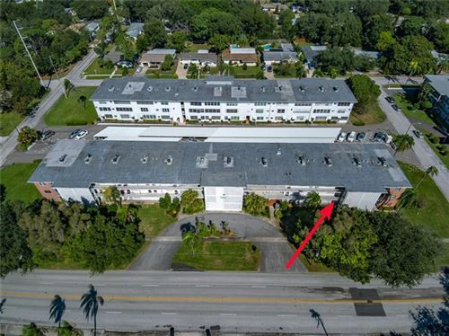 Photo of 5155 9TH AVENUE N #211, ST PETERSBURG, FL 33710 (MLS # T3273806)