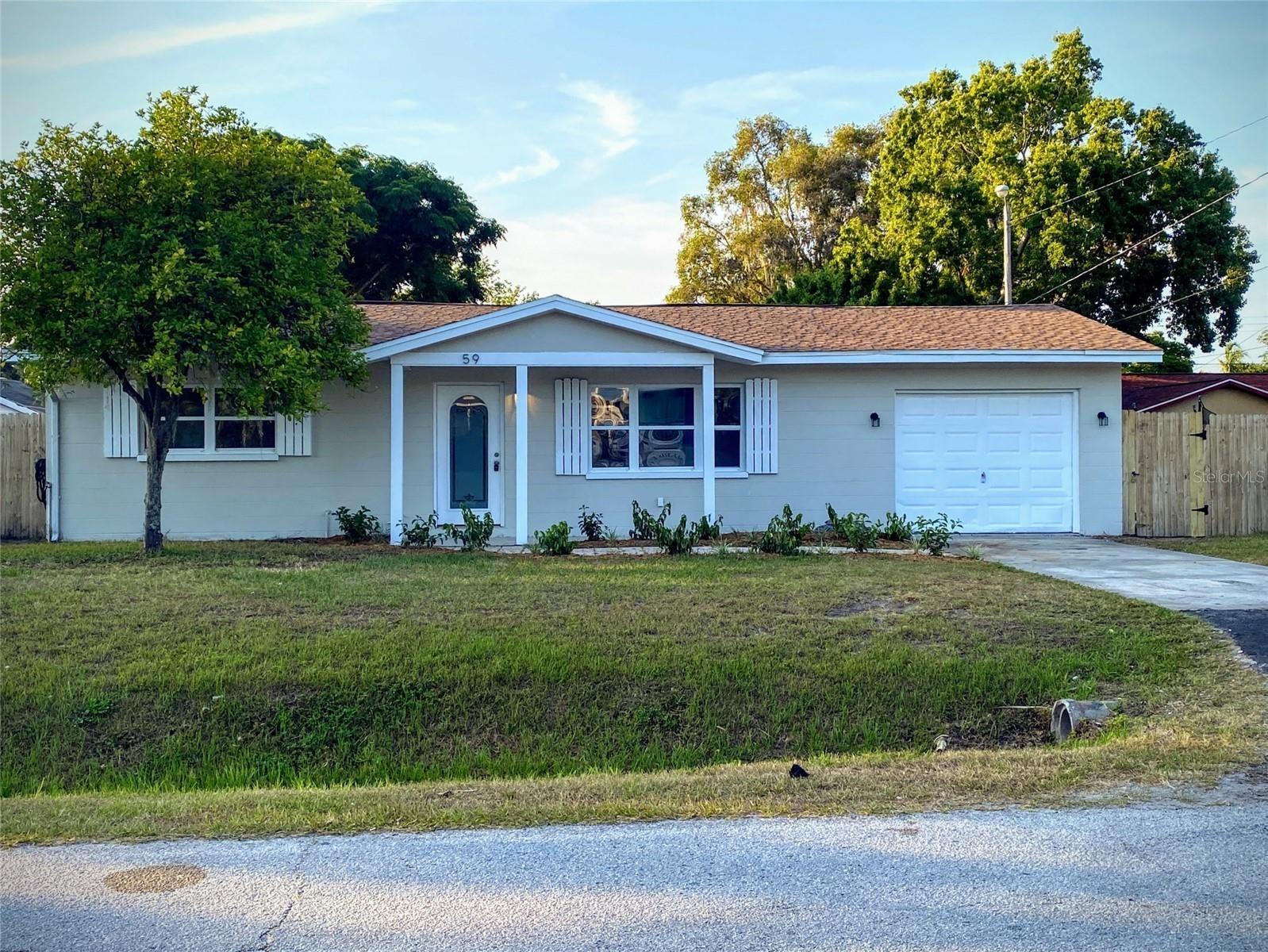 59 LAKE SHORE DRIVE, Palm Harbor, FL 34684 - #: U8125806