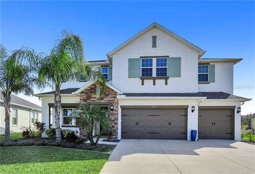 Photo of 31828 BOURNEVILLE TERRACE, WESLEY CHAPEL, FL 33543 (MLS # U8072807)