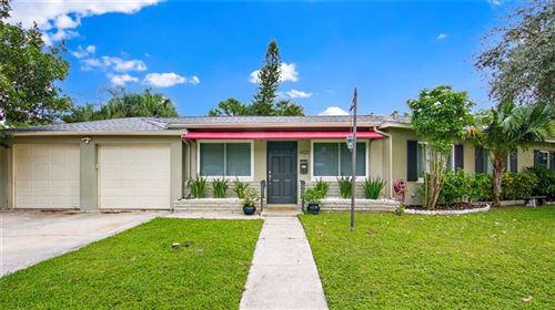 Photo of 4101 BAY STREET NE, ST PETERSBURG, FL 33703 (MLS # U8099807)