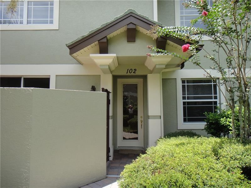 Photo of 6536 MOORINGS POINT CIRCLE #102, LAKEWOOD RANCH, FL 34202 (MLS # A4472808)