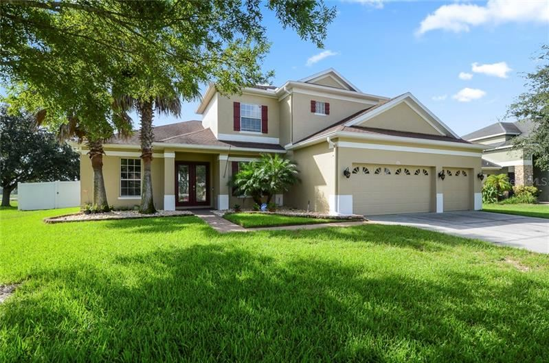 4505 POWDERHORN PLACE DRIVE, Clermont, FL 34711 - MLS#: G5033808
