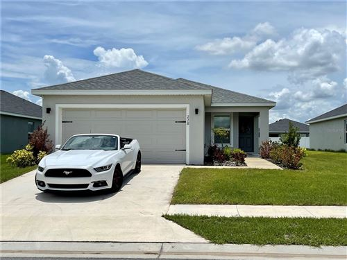 Photo of 228 CASCARA LANE, AUBURNDALE, FL 33823 (MLS # O5955809)