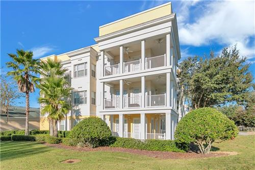 Photo of 7509 MOURNING DOVE CIRCLE #202, REUNION, FL 34747 (MLS # S5043809)