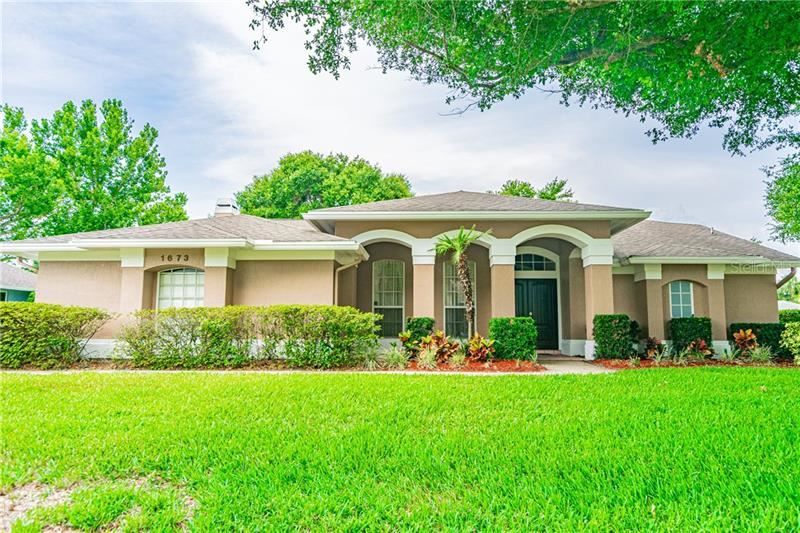 1673 BEAR CROSSING CIRCLE, Apopka, FL 32703 - #: O5867810