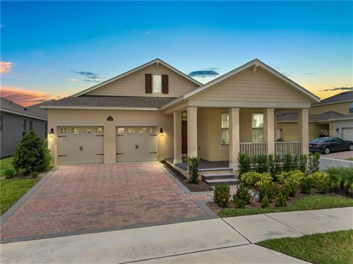 Photo of 10187 SHALLOW WATER DRIVE, WINTER GARDEN, FL 34787 (MLS # O5868811)