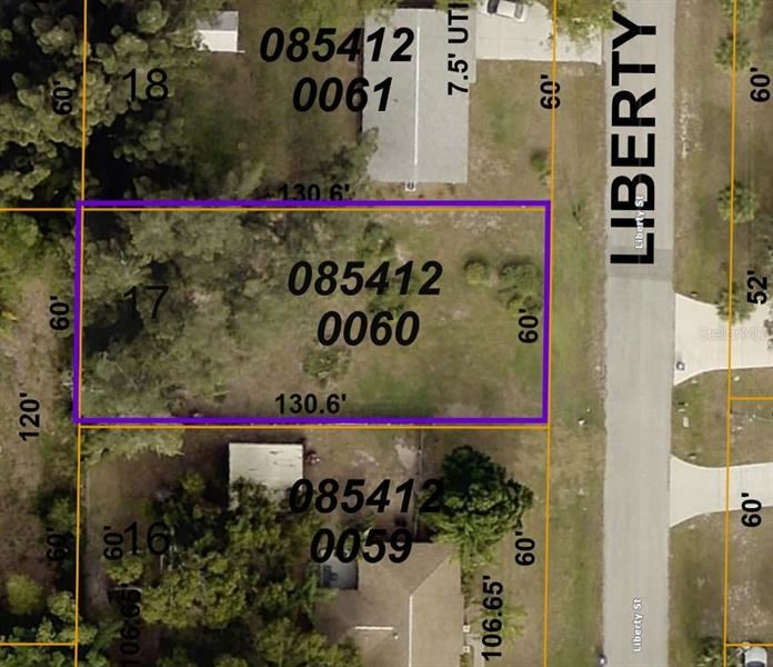 Photo of 768 LIBERTY STREET, ENGLEWOOD, FL 34223 (MLS # A4498811)