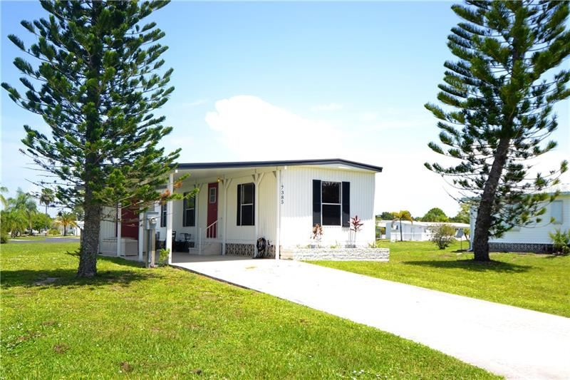 Photo of 7385 PETULA AVENUE, PORT CHARLOTTE, FL 33981 (MLS # C7430811)