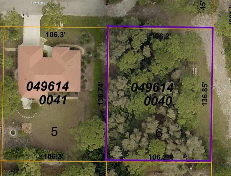 Photo of 501 LEWIS STREET, ENGLEWOOD, FL 34223 (MLS # A4498812)